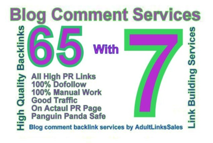 do High PR quality 55xPR3 Dofollow Blog Commenting on Unique domains in 1 Days