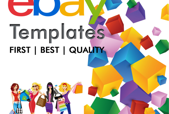 how to create ebay template
