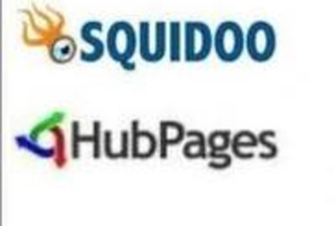 create one squidoo lens and hubpage with top quality seo Article supply buy u and do 5 Bookmarking for both url