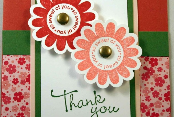 send you 2 handmade greeting cards with envelopes