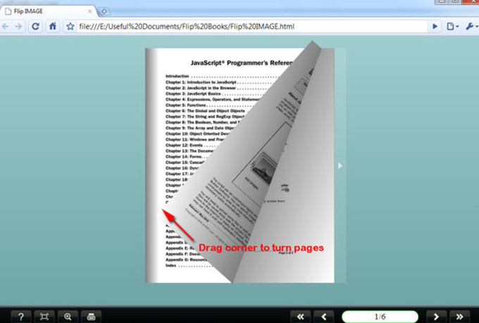 create a flash , exe html   flip book of your pdf or pictures to a nice catalog presentation
