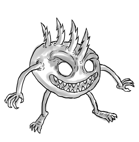 Draw a cool alien monster or creature fiverr for How to draw cool creatures