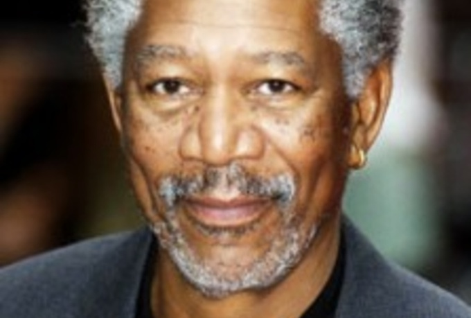 perform a celebrity impression voiceover as Morgan Freeman, Gandalf or others