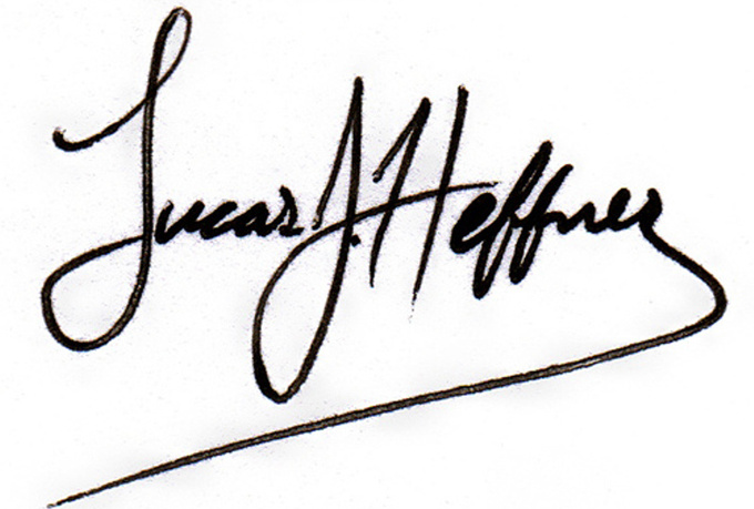 Signature Hand Clipart Hand Written Signature Wow