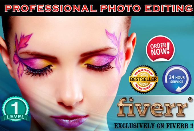 do fabulous photoshop job within 24h - fiverr
