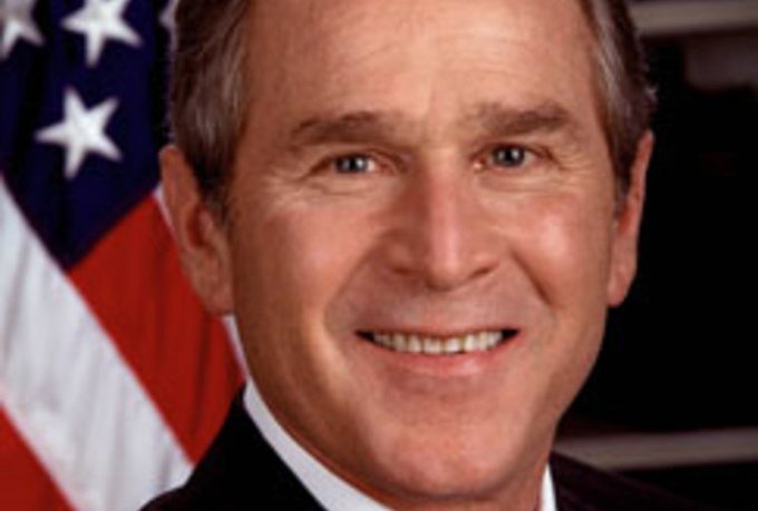 voice an impersonation of George W Bush within 24 hours