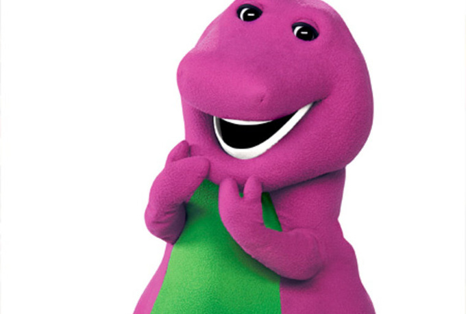 barney friends also referred to as barney the friendly dinosaur or